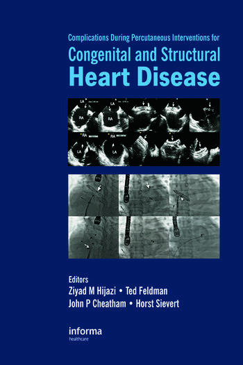 Complications During Percutaneous Interventions for Congenital and Structural Heart Disease book cover