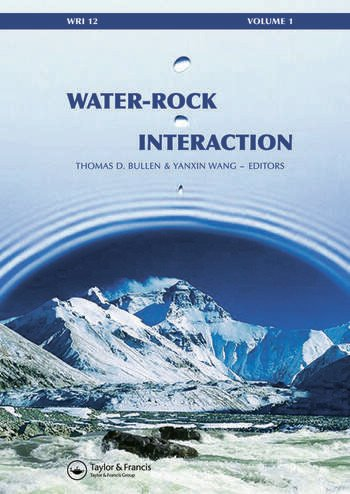 Water-Rock Interaction, Two Volume Set Proceedings of the 12th International Symposium on Water-Rock Interaction, Kunming, China, 31 July - 5 August 2007 book cover