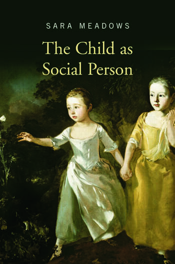 The Child as Social Person book cover