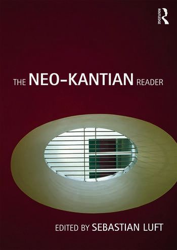The Neo-Kantian Reader book cover