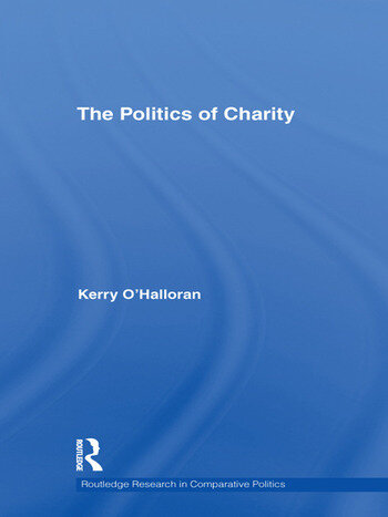 The Politics of Charity book cover