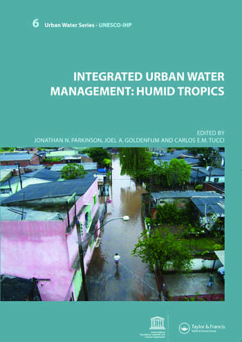 Integrated Urban Water Management: Humid Tropics UNESCO-IHP book cover