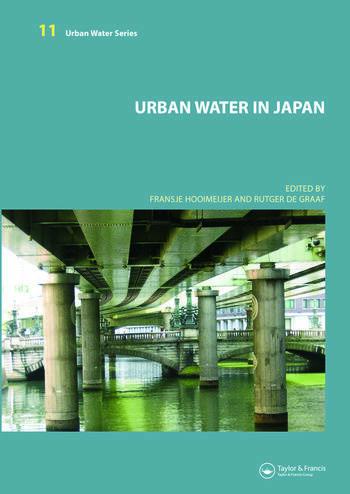 Urban Water in Japan book cover