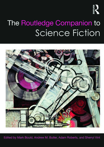 The Routledge Companion to Science Fiction book cover