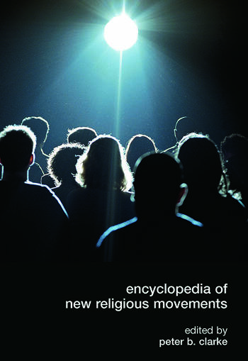 Encyclopedia of New Religious Movements book cover