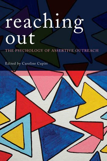 Reaching Out The Psychology of Assertive Outreach book cover
