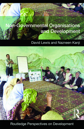 Non-Governmental Organizations and Development book cover