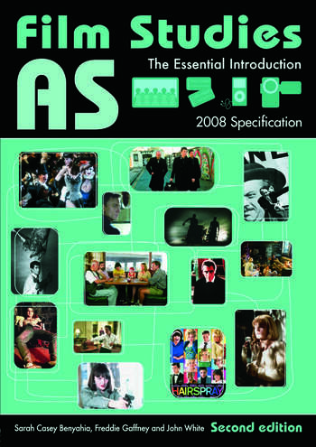 AS Film Studies The Essential Introduction book cover