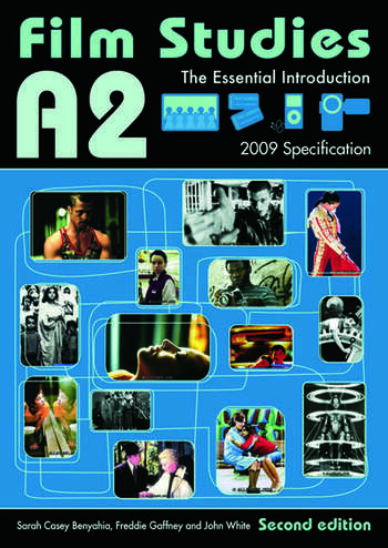 A2 Film Studies The Essential Introduction book cover