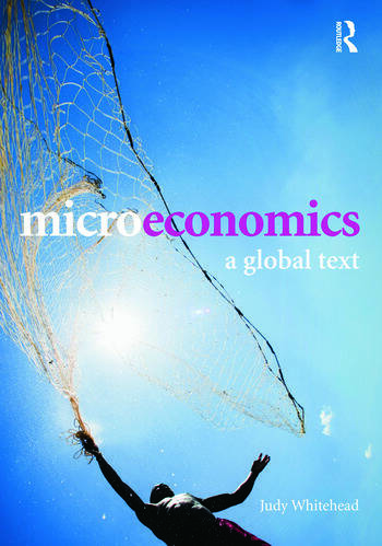 Microeconomics A Global Text book cover