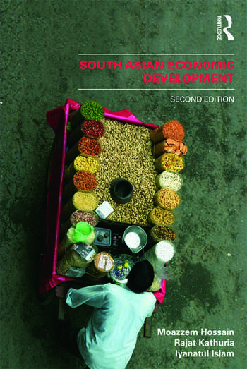 South Asian Economic Development Second Edition book cover