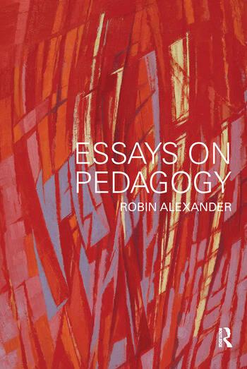 Essays on Pedagogy book cover