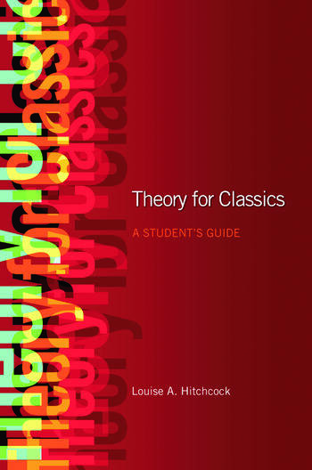 Theory for Classics A Student's Guide book cover