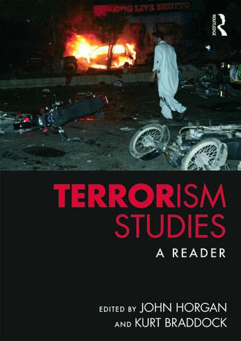 Terrorism Studies A Reader book cover