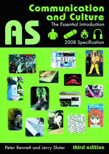 AS Communication and Culture The Essential Introduction book cover