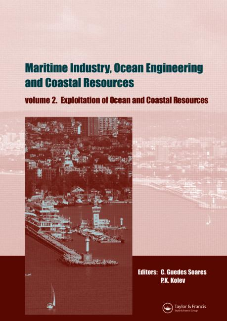 Maritime Industry, Ocean Engineering and Coastal Resources, Two Volume Set Proceedings of the 12th International Congress of the International Maritime Association of the Mediterranean (IMAM 2007), Varna, Bulgaria, 2-6 September 2007 book cover