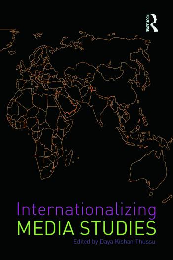 Internationalizing Media Studies book cover