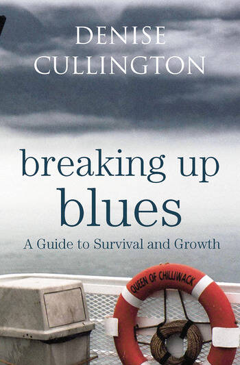 Breaking Up Blues A Guide to Survival and Growth book cover