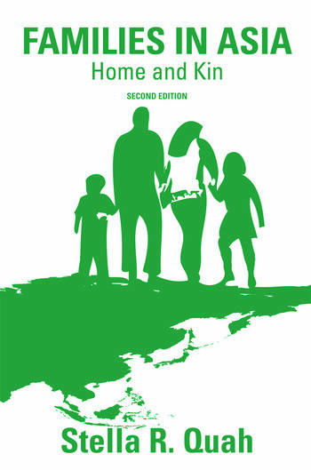 Families in Asia Home and Kin book cover