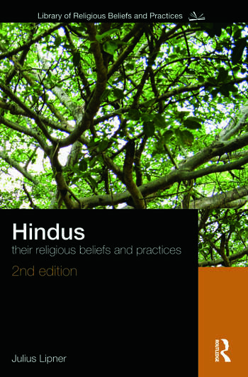 Hindus Their Religious Beliefs and Practices book cover