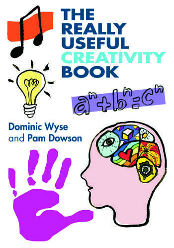 The Really Useful Creativity Book book cover