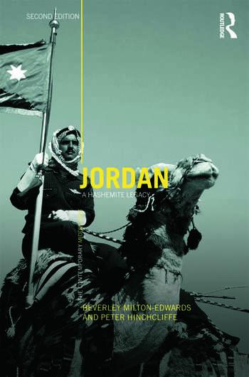 Jordan A Hashemite Legacy book cover