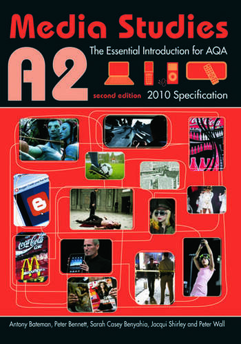 A2 Media Studies The Essential Introduction for AQA book cover