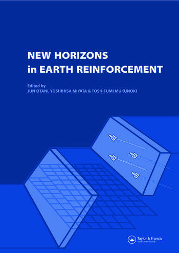 New Horizons in Earth Reinforcement Book + CD-ROM book cover