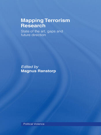 Mapping Terrorism Research State of the Art, Gaps and Future Direction book cover