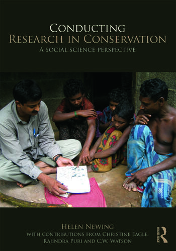 Conducting Research in Conservation Social Science Methods and Practice book cover
