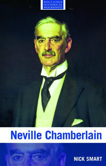 Neville Chamberlain book cover