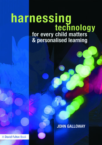 Harnessing Technology for Every Child Matters and Personalised Learning book cover