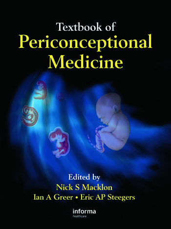 Textbook of Periconceptional Medicine book cover