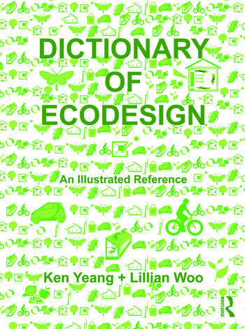 Dictionary of Ecodesign An Illustrated Reference book cover