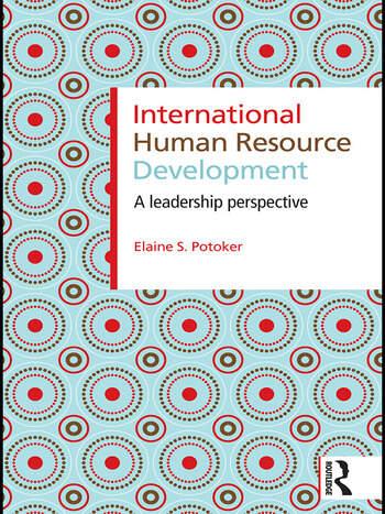 International Human Resource Development A Leadership Perspective book cover