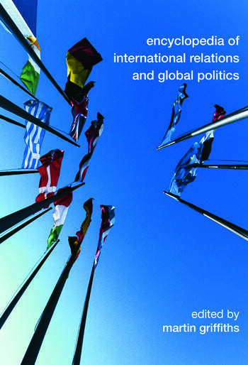 Encyclopedia of International Relations and Global Politics book cover