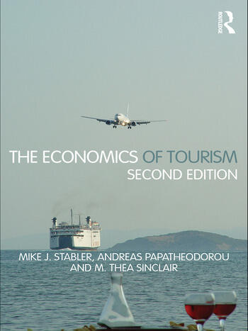 The Economics of Tourism book cover