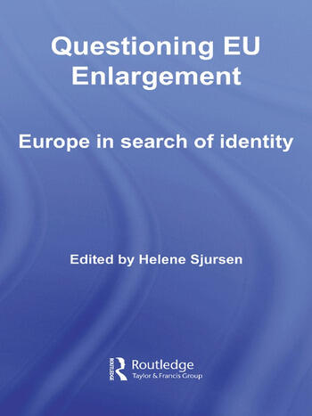 Questioning EU Enlargement Europe in Search of Identity book cover