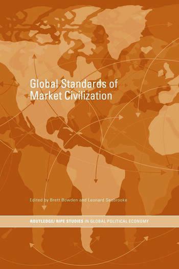 Global Standards of Market Civilization book cover