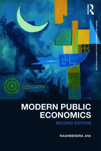 Modern Public Economics book cover