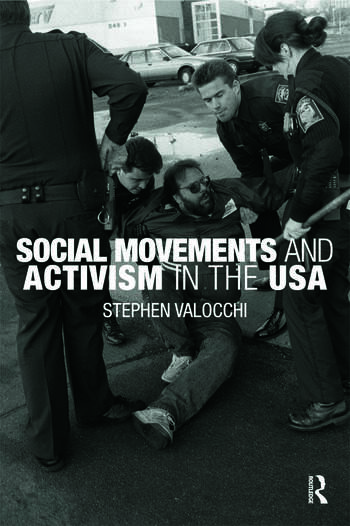 Social Movements and Activism in the USA book cover