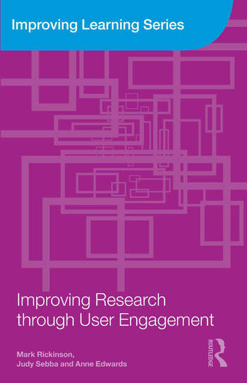 Improving Research through User Engagement book cover