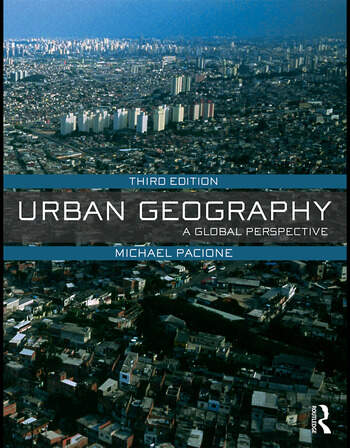Urban Geography A Global Perspective book cover
