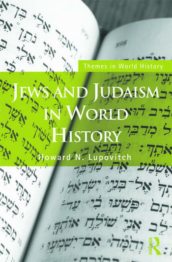 Jews and Judaism in World History book cover
