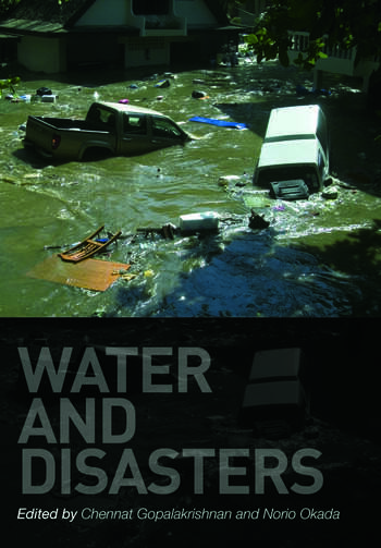 Water and Disasters book cover