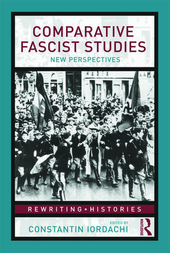 Comparative Fascist Studies New Perspectives book cover
