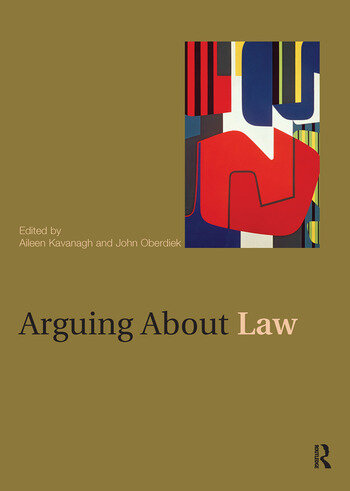 Arguing About Law book cover