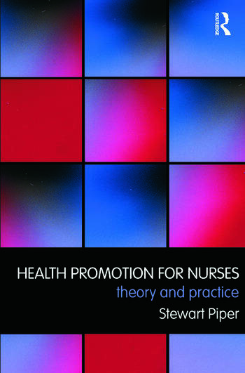 Health Promotion for Nurses Theory and Practice book cover