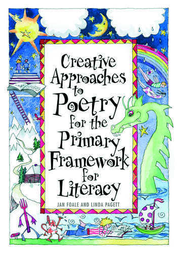 Creative Approaches to Poetry for the Primary Framework for Literacy book cover