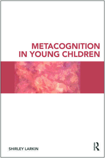 Metacognition in Young Children book cover